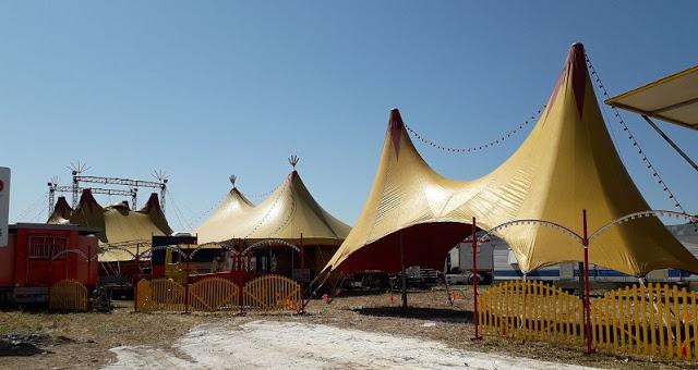 Barletta. Il Circo Marina Orfei tra innovazione e tradizione