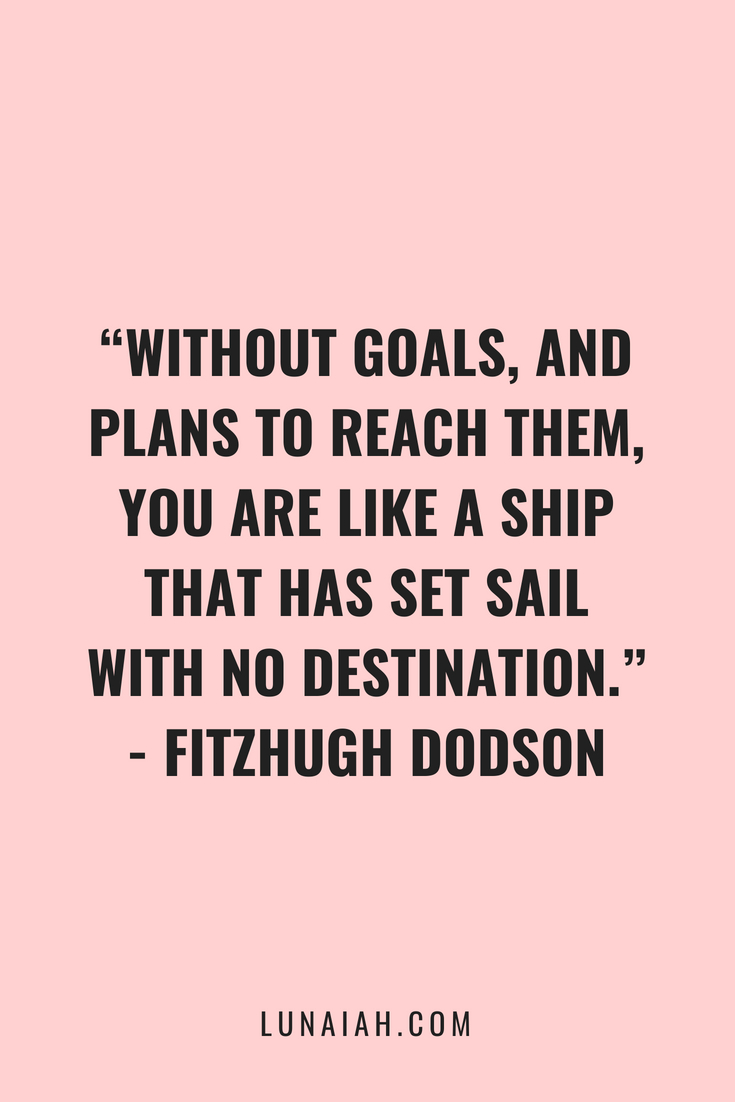 motivational and inspirational quotes about achieving goals