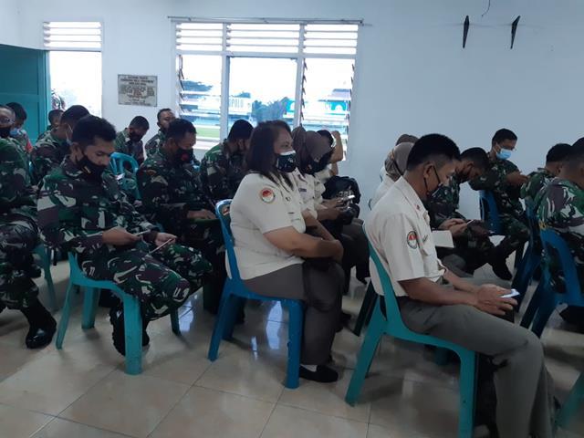 Dalam Rangka Rapat Koperasi, Personel Jajaran Kodim 0207/Simalungun Turut Serta Mengikutinya