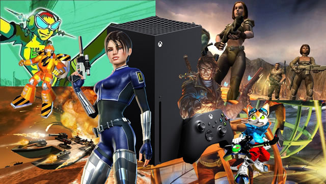 Xbox Series Games ps5 vs xbox