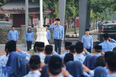 Bupati Nur Arifin Ajak ASN Berikan Pelayanan Terbaik Kepada Masyarakat