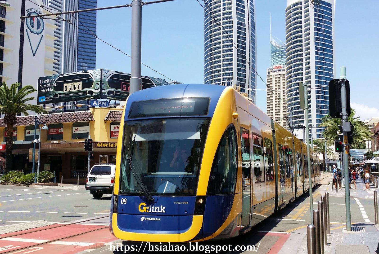布里斯本-交通-介紹-黃金海岸-巴士-公車-火車-渡輪-輕軌-Brisbane-Gold-Coast-Public-Transport