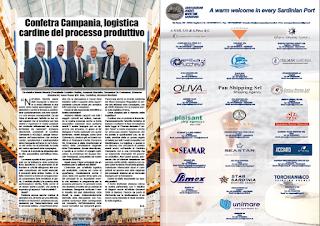 DICEMBRE 2019 PAG. 24 - Confetra Campania, logistica cardine del processo produttivo