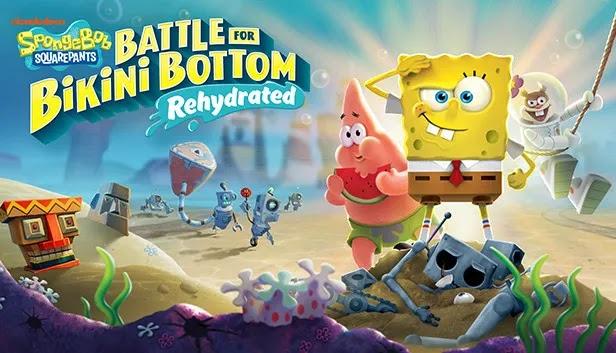 هل أنتم مستعدون ؟ العب بشخصية SpongeBob و Patrick و Sandy وأظهر للعوالق الشريرة أن الجريمة تدفع أقل من السيد Krabs.