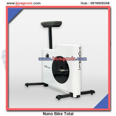 Sepeda fitnes Statis - Magnetik PALING BAGUS TL-8066 NANO Bike
