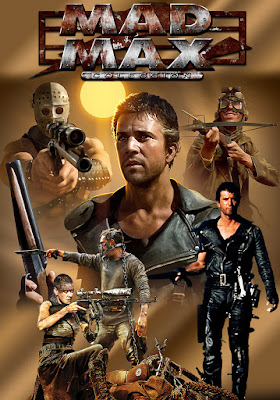 COMBO Mad Max Colección DVD9 HD Dual Latino + Sub