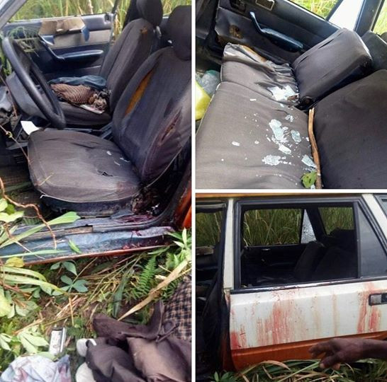 Horror As APC Vice Chairman Is Shot Dead In Rivers (Graphic Photo)