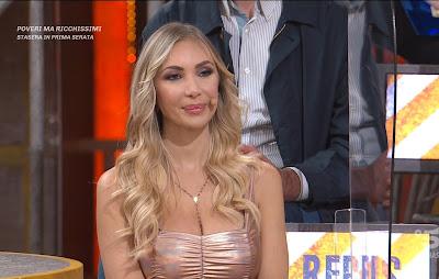 Laura Cremaschi foto puntata Avanti Un Altro 12 maggio