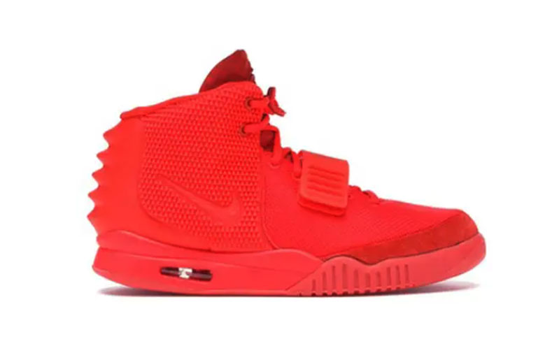 """Nike Air Yezzy 2 """"Red October"""" 2014"""