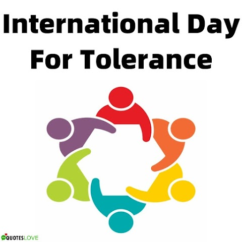9 [Best] International Day For Tolerance Quotes 2020