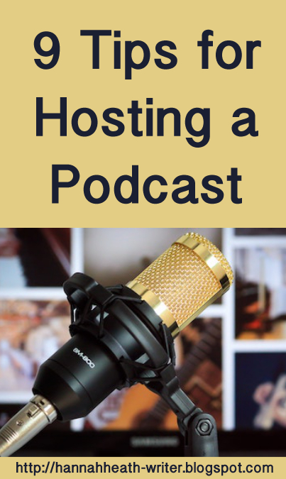 9 Tips for Hosting a Podcast