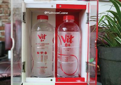 Vit 8+ Air Minum Untuk Segarkan Pagi Dan Seimbangkan Malam