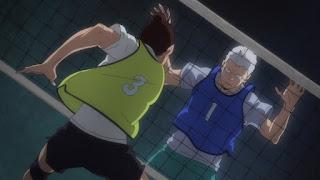 "Hellominju.com : ハイキュー!! アニメ 第4期 8話 チャレンジャー (烏野vs伊達工)   Haikyuu!! Season4 Ep.8 Haikyuu!! ""Challenger""    Hello Anime !"