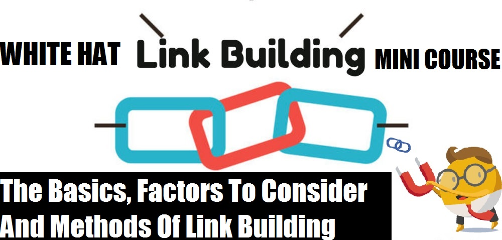 Link Building Strategies SEO