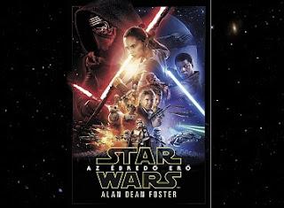 Alan Dean Foster Az ébredő Erő könyv kritika