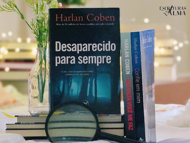 livro suspense desaparecido para sempre