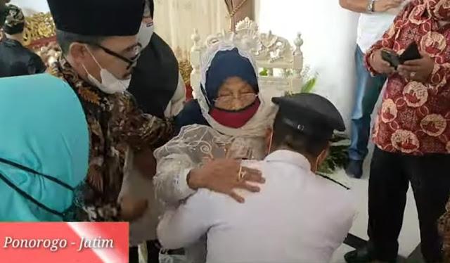 Kabar Duka, Ibunda Bupati Ponorogo, Hj Suyatun Meninggal Dunia