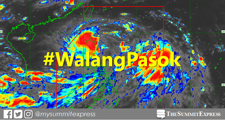 #WalangPasok: Class suspensions for Wednesday, July 17, 2019