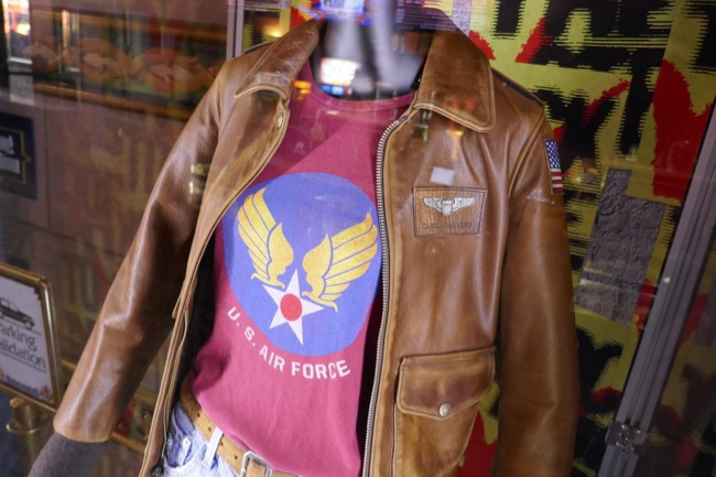 Carol Danvers leather jacket Captain Marvel