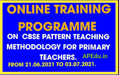 DIKSHA CBSE Online Training for Primary Teachers - Courses Joining Links