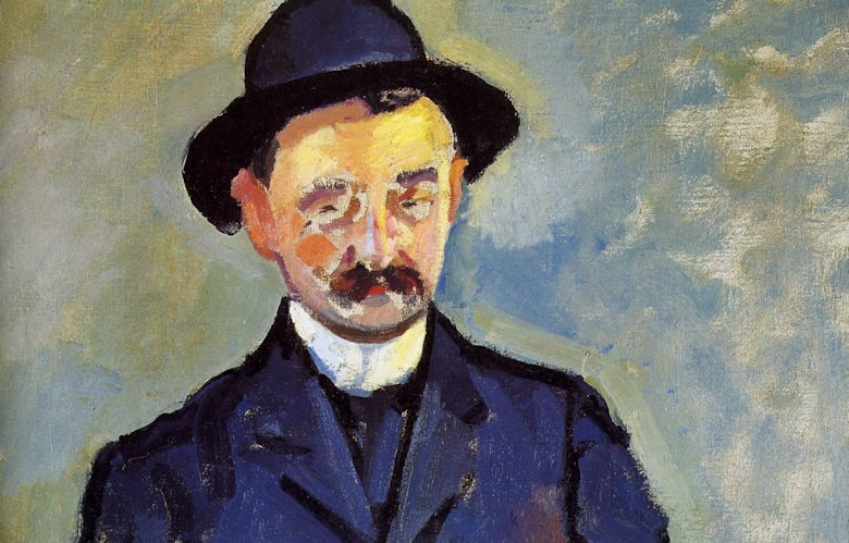 Charles Camoin Self portrait