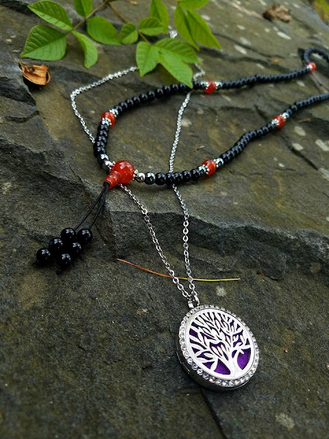 tree of life, spiritual, positive thinking, carnelian, kaylas vibrations, good vibes, black onyx, hematite, lava rock, praying beads,