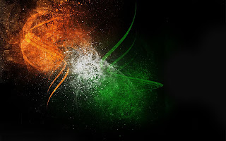 Wallpapers of Indian Flag