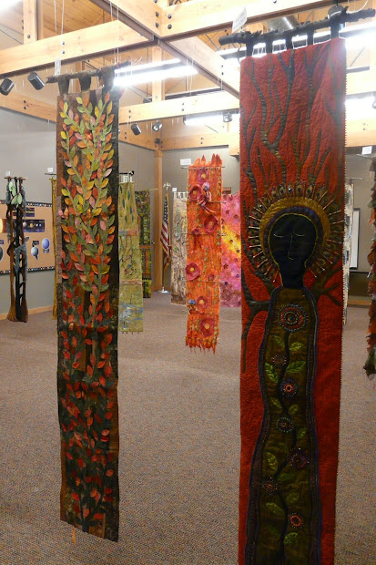 Contemporary Fiber Artists Of Louisiana 2011
