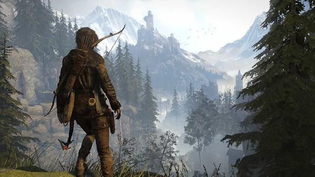 Best game Rise of the Tomb Raider