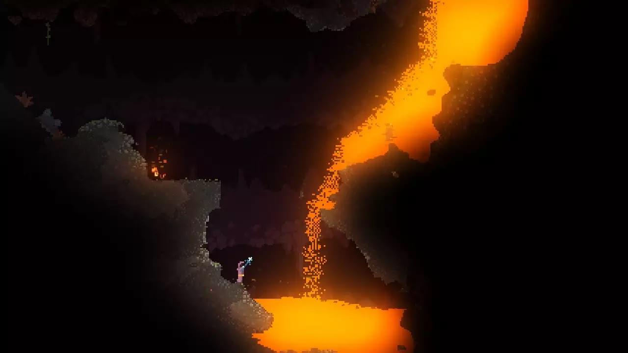 Noita game screenshots
