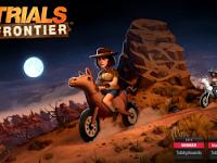 Trials Frontier MOD APK + DATA v5.8.3 Terbaru
