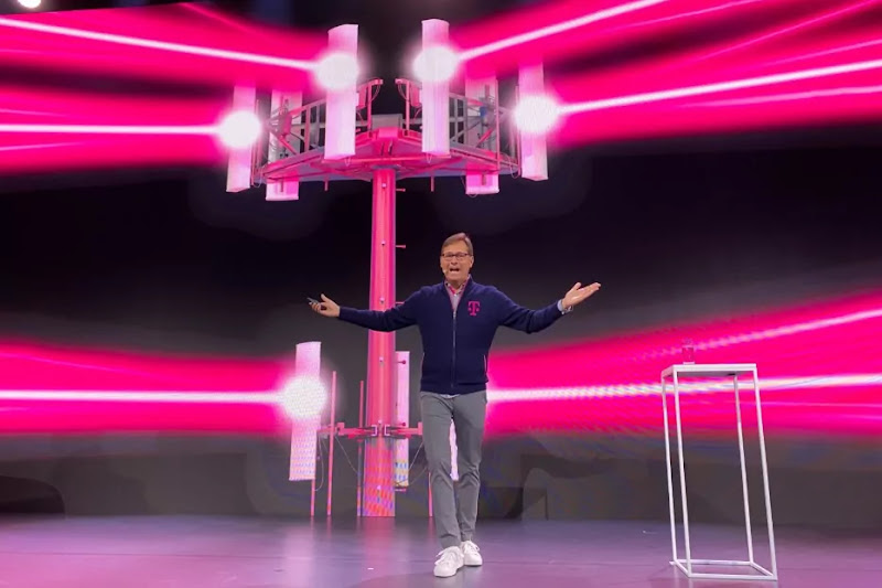 T-Mobile tops AT&T to turn into the second biggest remote transporter in the U.S.
