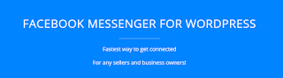 Facebook Messenger For Wordpress.