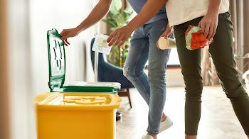 Maneja los desperdicios de tu casa de forma responsable