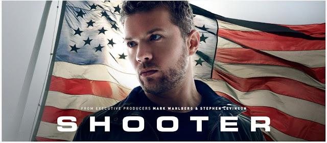 #TheLifesWayReviews - SHOOTER Season 2 @NetflixSA #TVSeries #Action #Shooter
