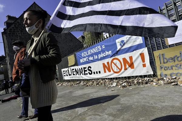 Belle-Ile-en-Mer : le gouvernement lance le projet d'un gigantesque parc éolien