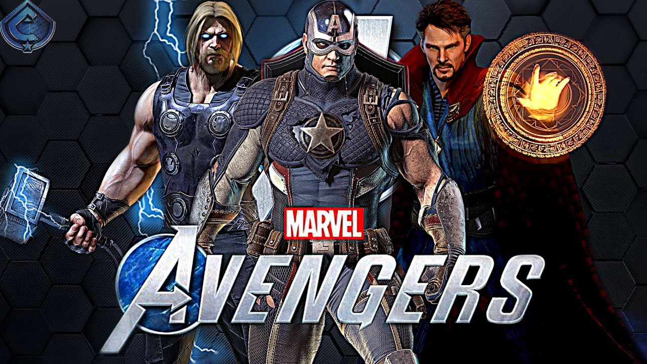 marvel avengers vedio game