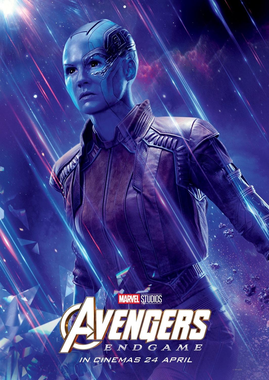 The Blot Says Avengers Endgame Character Movie Poster Set