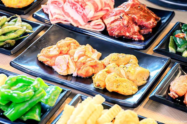 MG 1004 - 熱血採訪│韓式烤肉吃到飽400有找,多種肉品、蔬菜、熟食、小菜、飲料與冰淇淋,都在肉鮮生韓式烤肉吃到飽