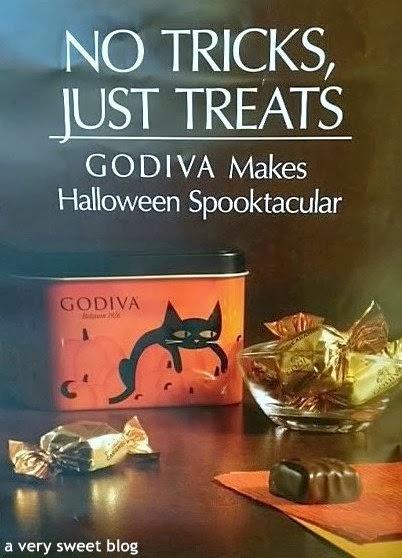 A Godiva Halloween Black Cats Amp Milkshakes A Very Sweet