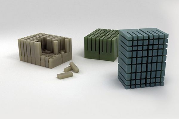 Block Soap by Dave Hakkens