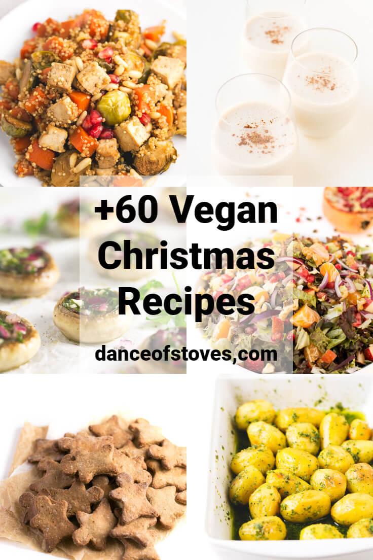 +60 Vegan Christmas Recipes