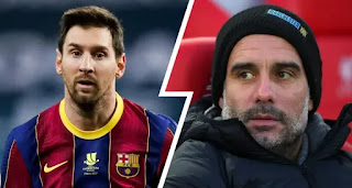 Man City not given up on signing Lionel Messi, to use different approach than PSG