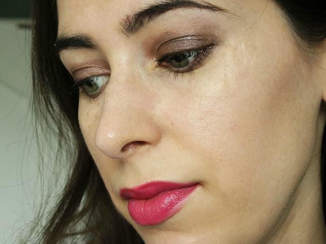 rendu du maquillage minéral 3 fées