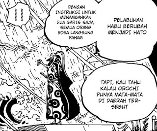 One Piece Chapter 975 Bahasa Indonesia