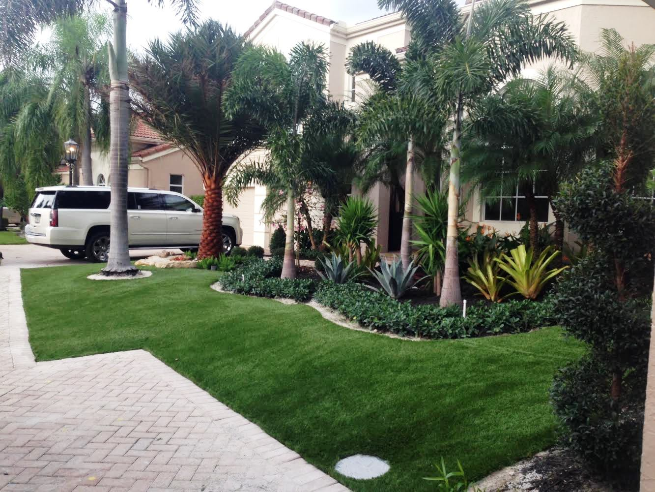 Outdoor Artificial Plants With Lights – Artificial Garden Plants