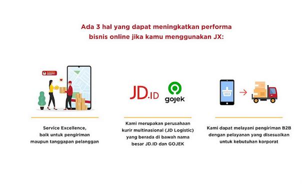 Alasan Memakai JX Indonesia