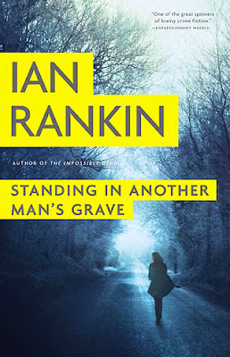 Standing in Another Man's Grave by Ian Rankin – Book cover