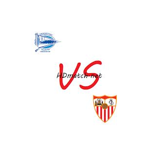 مباراة اشبيلية وديبورتيفو ألافيس بث مباشر مشاهدة اون لاين اليوم 2-2-2020 بث مباشر الدوري الاسباني sevilla fc vs deportivo alaves