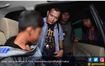 BIKIN KAGET !! Wanita Cantik Diperkosa 25 Pria di Kalbar, Dalangnya Ternyata Sang Pacar